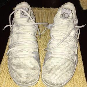 Nike KD X White